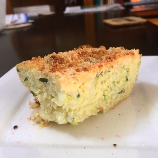 Veggie Rice Casserole