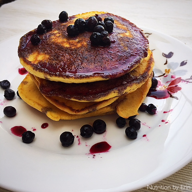 Cheese Low Carb Pancakes
