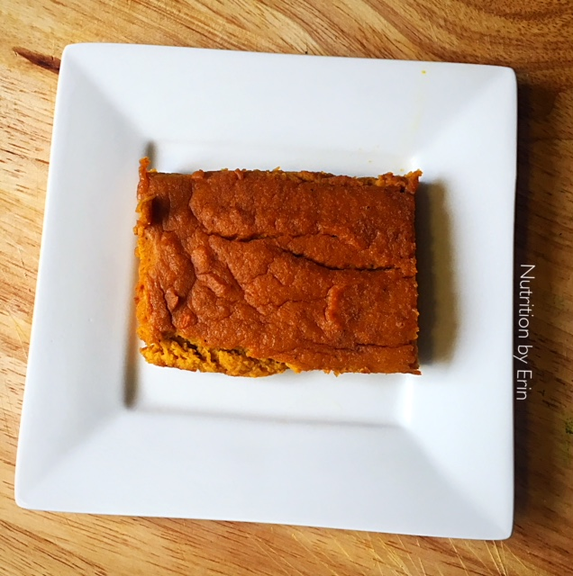 Paleo Carrot Souffle_slice