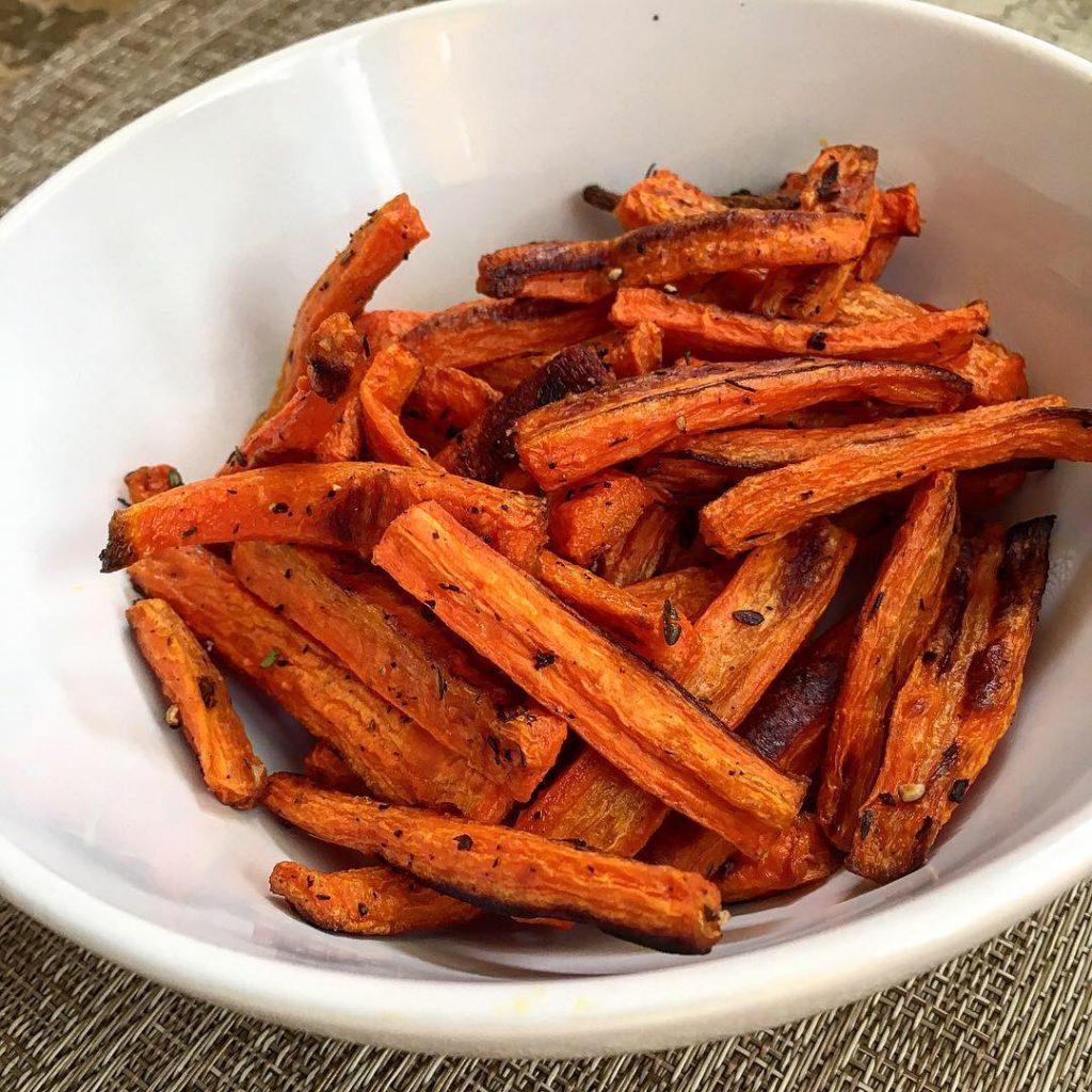 Crispy Roasted Carrots_finished