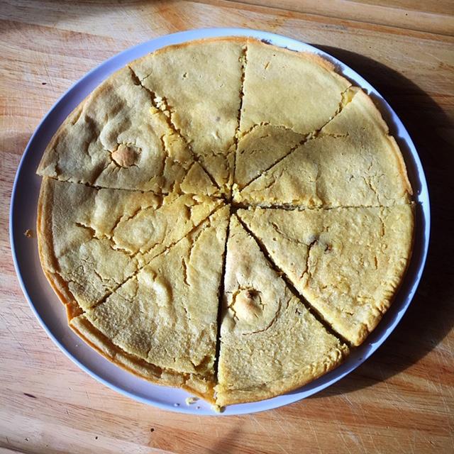 Garbanzo Bean Flour Pancake
